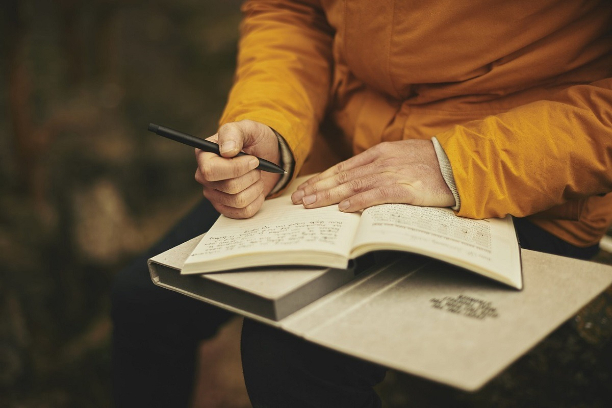 Warto prowadzić swój dziennik