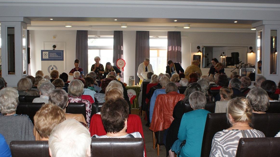 Jak żyć zdrowo i aktywnie? Biesiada Zdrowy Senior – fotorelacja