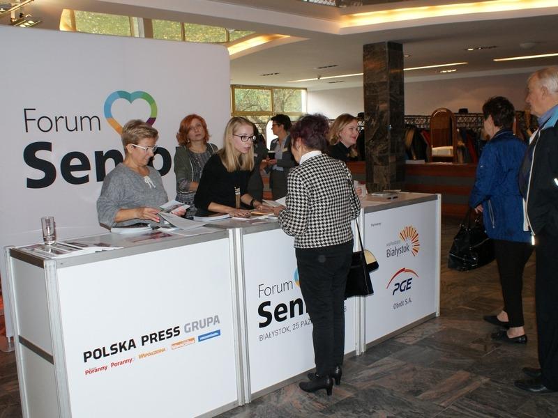 I Forum Seniora – czyli o zdrowiu, bezpieczeństwie i pasjach Seniora 60+