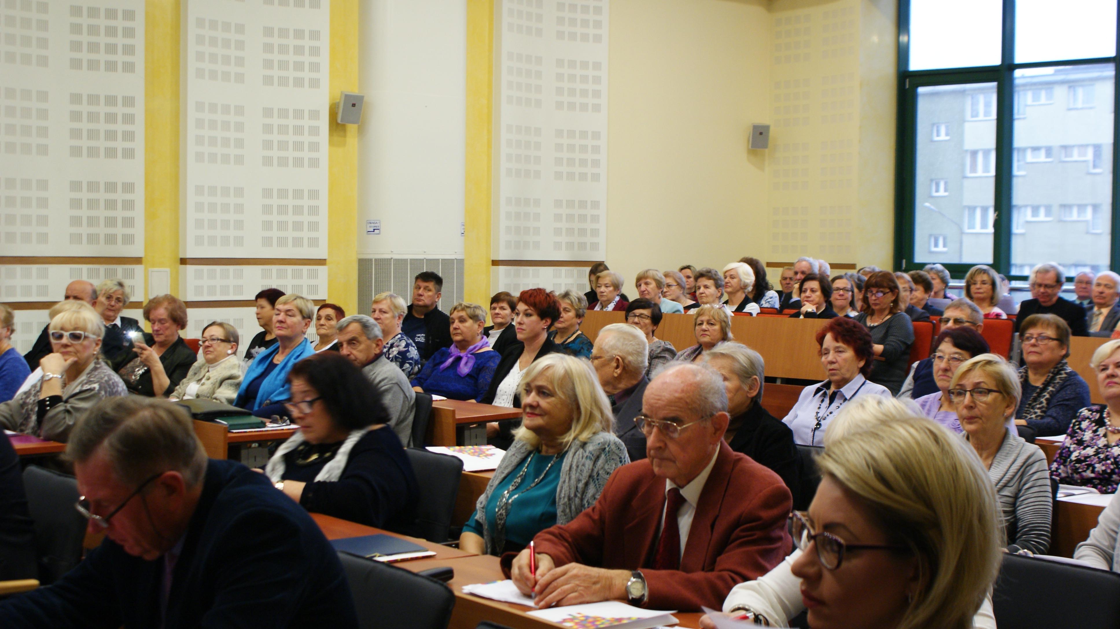 IV Podlaskie Forum Aktywności Osób Starszych
