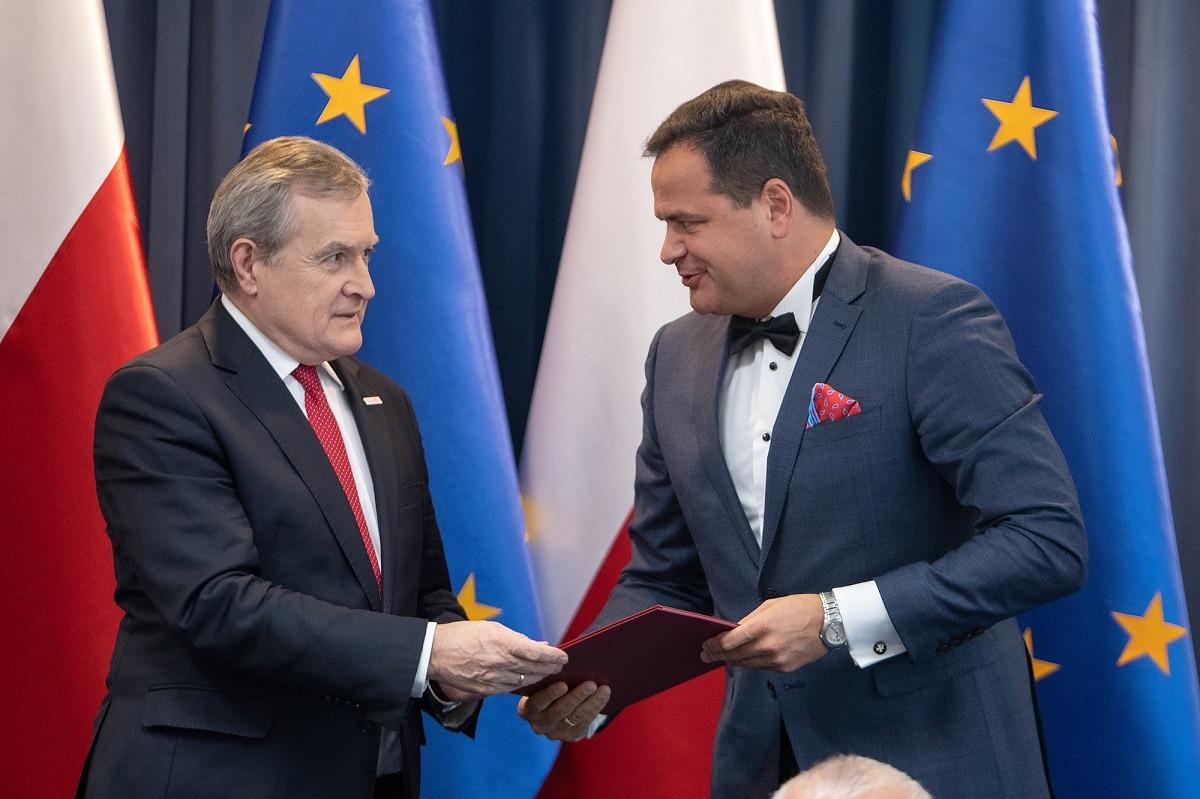 Paweł Backiel w Radzie Działalności Pożytku Publicznego