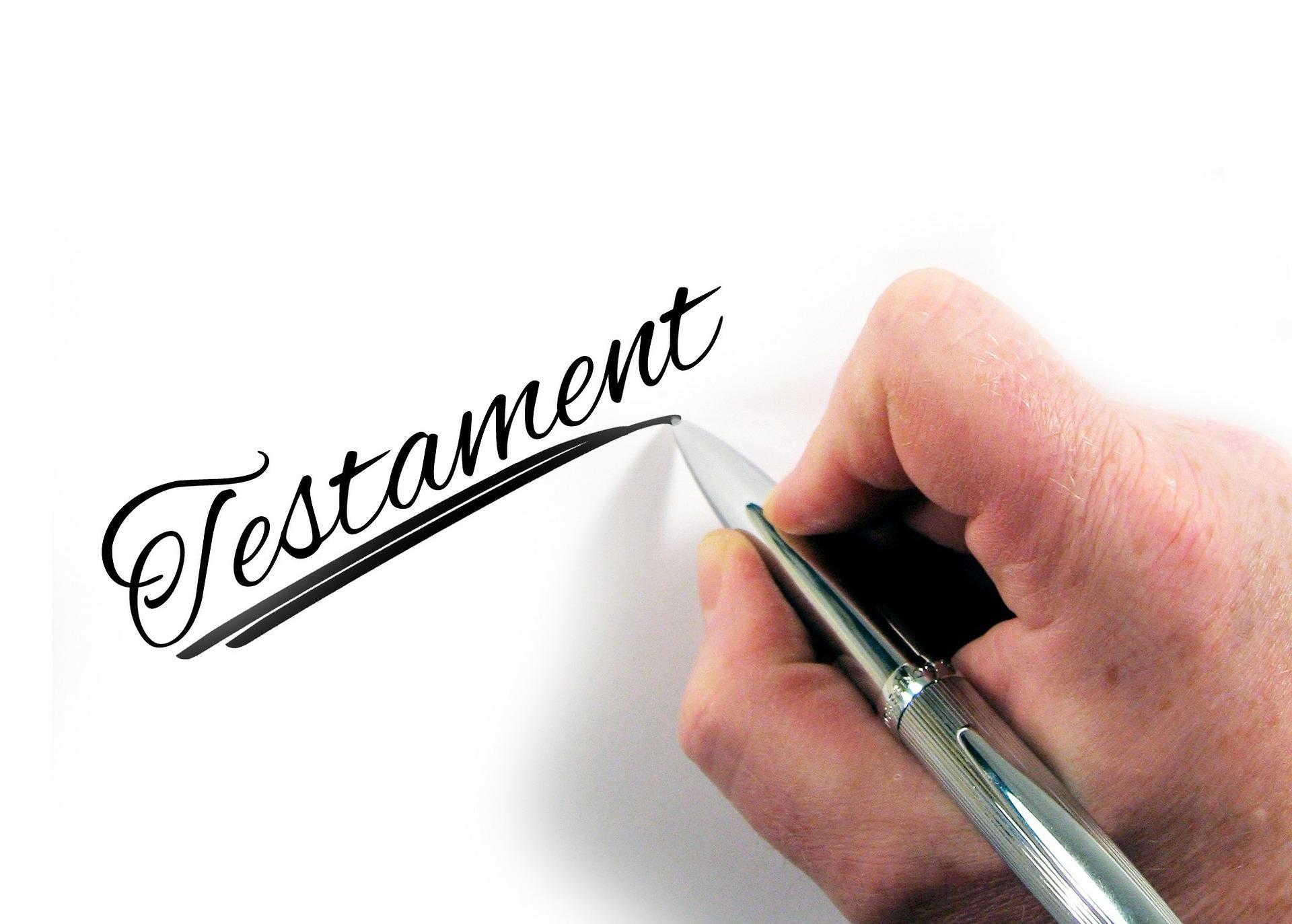 Co należy wiedzieć o sporządzaniu testamentu?